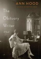 The Obituary Writer by Ann Hood (2013, CD, Unabridged)