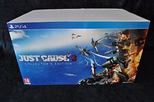 Just Cause 3 Collectors Edition New Playstation 4 PS4