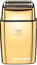 BaBylissPRO FXFS2G FOILFX02 Cordless Metal Gold Foil Shaver
