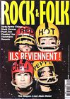 Rock & Folk #465 -RED HOT CHILI PEPPERS- Siouxsie,...