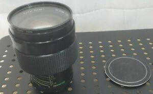 Vivitar Series 1 VMC 35-85mm 1:2.8 Auto Variable Focusing Lens