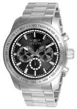 Invicta Speedway 21793 Men's Round Black Analog Chronograph Watch