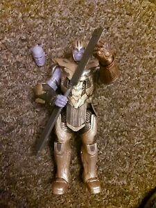 Pre-owned Marvel Legends - Endgame Thanos Baf