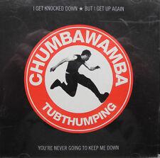 Chumbawamba Tubthumping 3-Remix Promo CD Single Blur Pulp Talk Talk