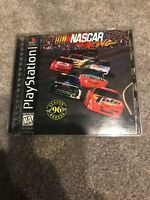 NASCAR Racing (Sony PlayStation 1, 1996) Complete