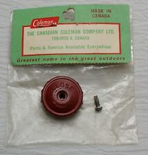 Coleman Bakelite Lantern Control Knob Wheel 412-250-R New Old Stock Packaged