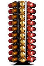 Kapselhalter Kapselspender CoffeeTower N80 Schwarz für Nespresso