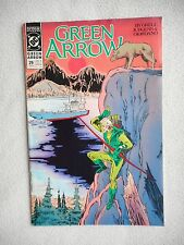 GREEN ARROW N°29 VOLUME 1 VO TBE / FINE