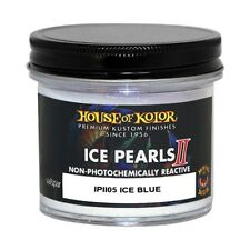 House of Kolor IPII05-C01 Ice Pearls Blue II Custom Sparkle Effect 2 oz.