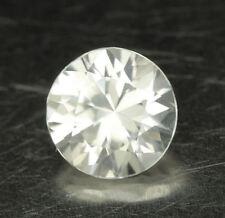 weisser    ZIRKON / ZIRCON    Diamantschliff     6,1 mm Durchmesser
