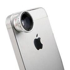 FOTOCAMERA LENTE WIDE ANGLE ESTERNO 0.67X PER IPHONE 4 4S 5 5S 5C 6 6S