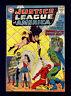 Justice League of America #23 FN Green Lantern, Flash, Hawkman, Wonder Woman
