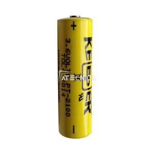 Batería Montón Litio 3.6V 3V Aa Linterna Para Sensores Fotocélulas