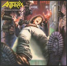 ANTHRAX : SPREADING THE DISEASE  (CD) Sealed