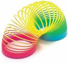 Slinky Cute Colorful Rainbow Plastic Magic Spring Children's Toy Educational toy