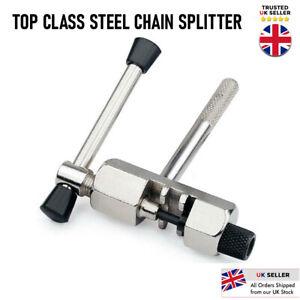 New UK Bike Bicycle Chain Splitter Breaker Rivet Link Pin Extractor Remover Tool