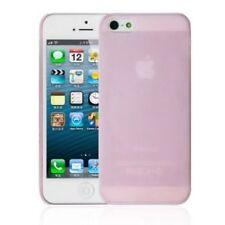 Fundas liso de color principal rosa para teléfonos móviles y PDAs