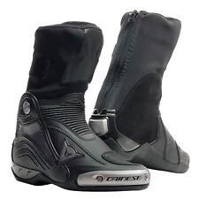 Motorradstiefel Dainese Axial D1 In schwarz Gr. 43 Aramid Carbon Racing