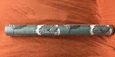 3x Next Teal Retro Cow Parsley Batch 1 Wallpaper Rolls Floral Studio Collection