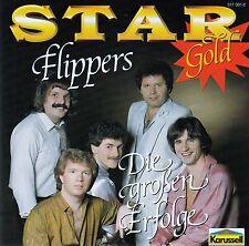 DIE FLIPPERS : STAR GOLD - DIE GROSSEN ERFOLGE / CD