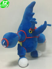 "12"" Pokemon Mega Heracross Plush Doll Anime Stuffed Toy Game Christmas PNPL8363"