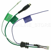 JVC KWAV70BT KW-AV70BT PARK BRAKE / REVERSE GEAR / SUBWOOFER CABLE *SHIPS TODAY*