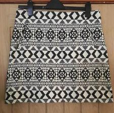Indigo Collection M&S Skirt Aztec Print Size 12