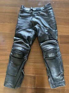 Frank Thomas Motorcycle Leathers. Armasport. Lined. UK 54 US 34