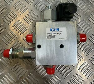 Benford Terex TV800 TV900 Vibration Valve 1748-1208