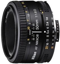 Nikon AF Nikkor 50 mm f/1.8D Lens (With GST Invoice)