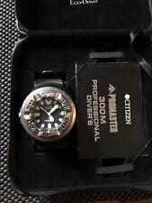 Citizen Ecozilla Promaster Professional Titanium Divers Watch