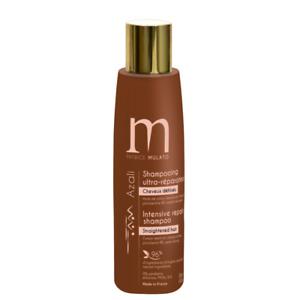 MULATO Shampoo Ultra Repairman Azali Hair Relaxed 200 ML New