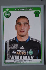 VIGNETTE PANINI  FOOTBALL FOOT 2011 12 // N° 406 STEPHANE RUFFIER AS ST-ETIENNE