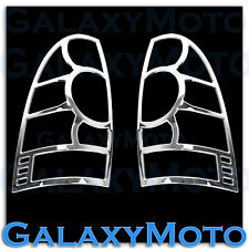 05-15 Toyota Tacoma Truck Pickup Triple Chrome Plated Taillight Trim Bezel Cover