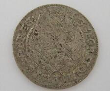 Silber Münze 3 Kreuzer Schlesien-Liegnitz-Brieg Georg III. 1661 coin silver