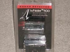 New listing New Whistler 400 Quadradyne Radar Detector - Nos