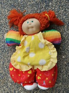 VINTAGE 1982 COLECO CIRCUS CLOWN CABBAGE PATCH KIDS DOLL