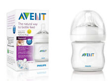 Philips Avent Natural Feeding 125mL Bottle Natural Lactation BPA Free Anti Colic