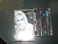 DUSTY SPRINGFIELD BLUE FOR YOU  1993 EX  CASSETTE