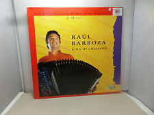 RAUL BARBOZA KING OF CHAMAME ERDE RECORDS RD1001  VINYL LP