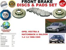 para OPEL VECTRA A Berlina Hatchback 88-95 Discos freno Delantero Set +