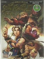 DVD Street Fighter II + The King of Fighters ( Chapter 1 - 29 End + 2 Movies )