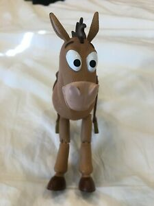 "Toy Story BULLSEYE the Horse 7"" Figure Toy disney EUC"