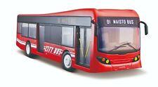 City Bus 33cm Maisto Tech R/C ferngesteuertes Fahrzeug RC Auto rot Linienbus