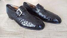 RARE!! $2500 Salvatore Ferragamo Crocodile Alligator Loafers Shoes Boots Polo