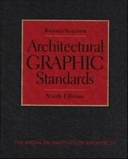 Architectural Graphic Standards, 9th Edition-ExLibrary