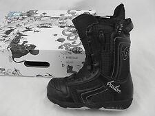 NEW $200 Burton Emerald Snowboard Boots! US 4, UK 2.5, Euro 34, Mondo 21  Black