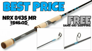 G. Loomis Inshore - NRX 843S MR - Spinning Rod | **READ for EXTRA $60.00 OFF