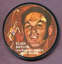 ELGIN BAYLOR ~ 1971 Mattel Basketball Mini-Records #BK2 ~ Grade: NM