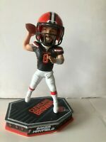 Baker Mayfield Cleveland Browns '19 FOCO Removable Helmut Bobblehead NIB